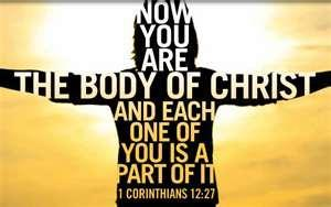 As members of the Body of Christ, our actions (both good and bad) have an effect on the Christian community.