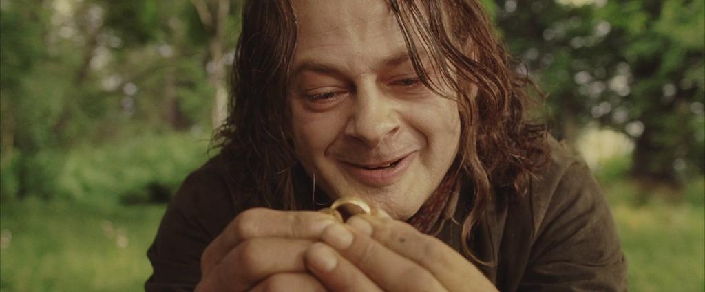 In any event, one of the characters in Tolkien s works is a pitiful creature named Gollum.