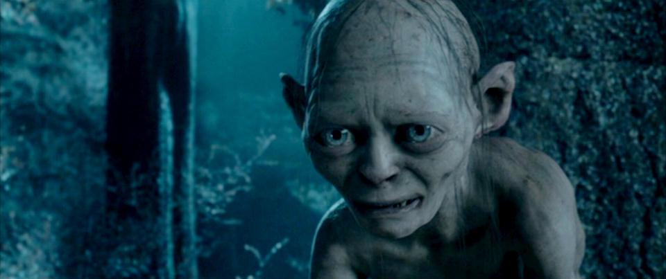 The ring preyed upon Gollum s mind, so that he was constantly going back to it and checking on it, making sure that his precious, as he called it, was okay.