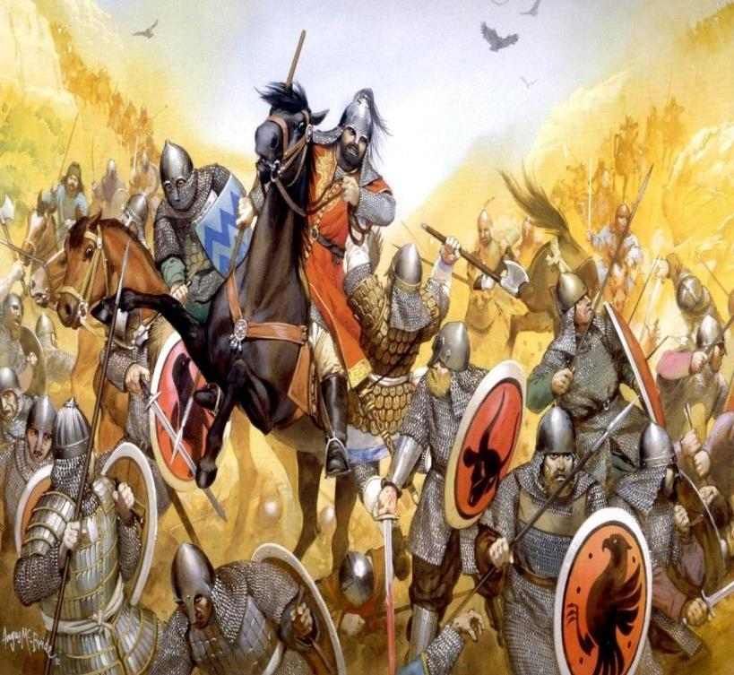 The Crusades: Muslims Return to Power 1.