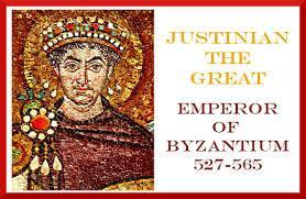 The Byzantine Empire Justinian took over as emperor following Constantine (527 CE) Wanted to reclaim lands lost to the Germanic tribes North Africa