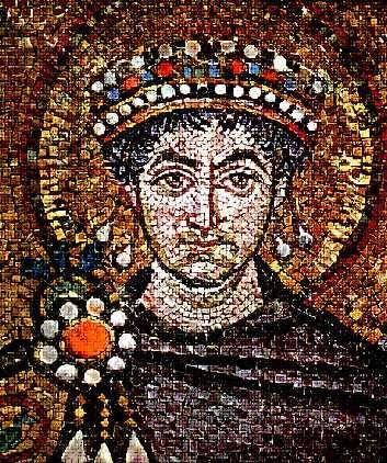 Justinian O Justinian, a high ranking Byzantine nobleman, succeeded his uncle to the throne and ruled from 527-565 CE.