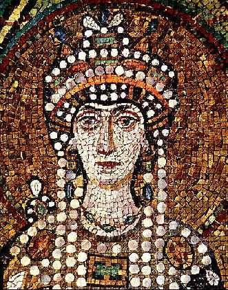 Empress Theodora O The most powerful women in Byzantine history rose from deep poverty.