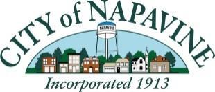 NAPAVINE CITY COUNCIL MINUTES 6:00 P.M. Napavine City Hall, 407 Birch Ave SW, Napavine, WA CALL TO ORDER: Mayor John Sayers called regular city council meeting to order at 6:01 pm and led flag salute.