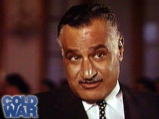 Egypt In 1952, army officers led a coup d état against King Faruk and replaced him with President Gamal Abdel Nasser Nasser became very popular