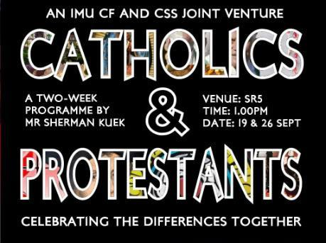 Protestants attacked Catholics and vice