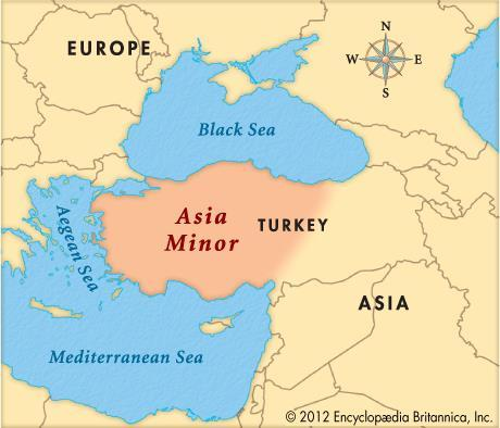 The Ottoman Empire ruled Eastern Europe.
