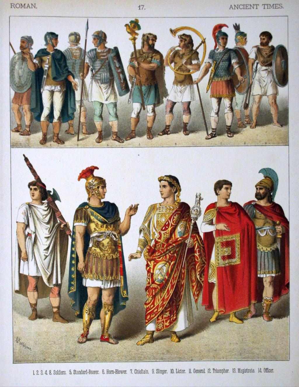 Military Organization The two consuls were primarily generals whose task it was to lead Rome s armies in war.