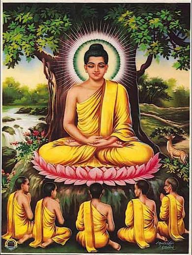 Buddhism Backstory Siddhartha Gautama 500 BC Gave up upper-class life for poverty and spiritual devotion at