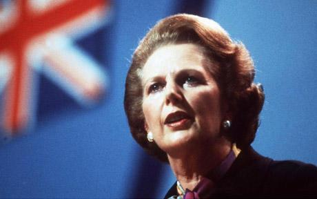 Margaret Thatcher even before she was voted into the position of Prime Minister of Great Britain in 1979, she was widely referred to as the Iron Lady she spoke the truth about people, no matter how