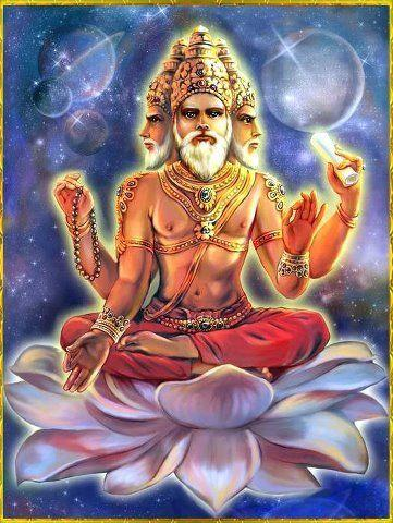 Multiple Manifestation of Brahma Upanishads Each person participates in a larger cosmic order and forms a small part of a universal soul Brahman Brahman Eternal, unchanging,