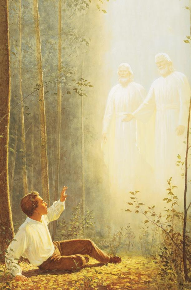 Through numerous visitations and revelations, beginning with the First Vision, the Prophet Joseph Smith became the preeminent witness of Jesus Christ in this last dispensation.