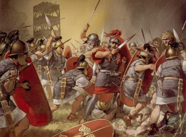 The Republic Declines 100 years of civil war kept Rome fighting itself The fight was focused on if the senate should hold power or