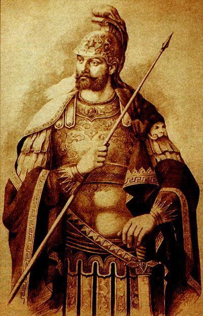 Constantine A talented general He granted Christians toleration He set