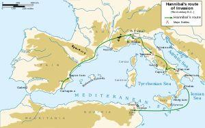 Rome and Carthage fought three wars 1st Rome defeated Carthage and won the