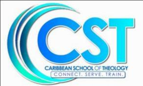 CARIBBEAN SCHOOL OF THEOLOGY Educating and training ministerial leadership MIN112 Spiritual Formation Mission Statement CST is committed to connect, serve, and train for Pentecostal ministry,