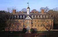 ministry. Harvard University (1638) was the first college in the English colonies.