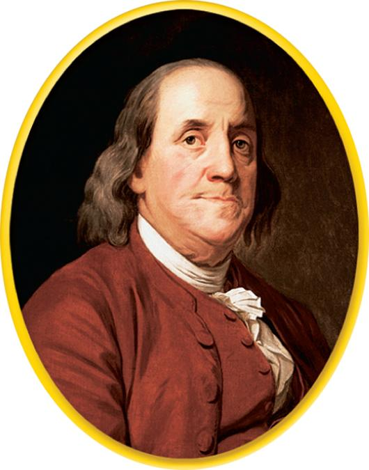 At age 17, Benjamin Franklin started the Pennsylvania Gazette, which became the most widely read