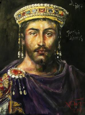 Justinian The Byzantine Empire reached its greatest size under the emperor Justinian Ruled from 527 to
