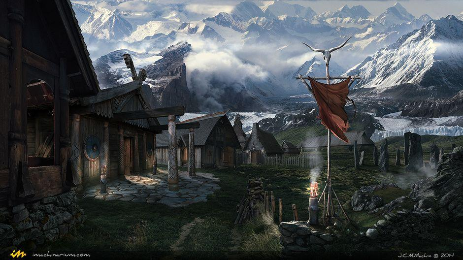 The Vikings At home, they were independent farmers ruled by land-owning chieftains Expert sailors and ferocious