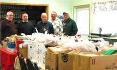 Men s Fellowship Members Pack Food Boxes for the Holidays at the Hackensack Food Shelf Women s Fellowship: Dessert and Conversation Winter, 2014 What we value about living in our area (2 3