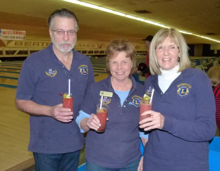 Gagewood Lions Page 4 District 1F Bowling The