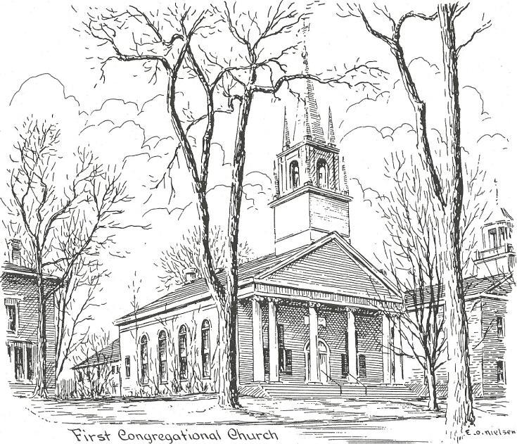 First Congregational Church UNITED CHURCH OF CHRIST Wiscasset, Maine 04578 (207) 882-7544 www.uccwiscasset.