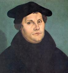 Martin Luther God has taken my salvation out of my hands and into his, making it depend on his choice and not mine,
