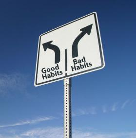 Thus, the first law I will obey, which preceedeth all others is I will form good habits and become their slave.