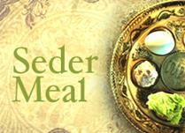 OF FAITH AND SERVICE Sr. Joyce Hoile, OSF Our Annual Seder Meal and potluck is Wednesday, April 17, at 6:30 pm in the Community Room. P lease RSVP b y Monday, Ap ril 15.