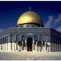 Al-Aqsa Mosque Muslims believe the location of the Dome of the Rock to be the site of the Islamic