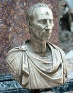 Enter Julius Caesar From wealthiest family in Rome Champion of the Plebeians/problem for the senators.