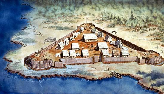 Jamestown Founded: 1607 Founded by: The Virginia Company WHO? 108 settlers, employees of the Virginia Company. WHY?