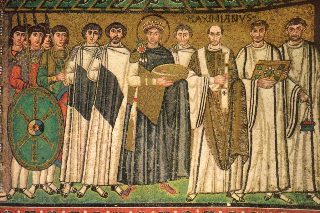Justinian and His Contributions