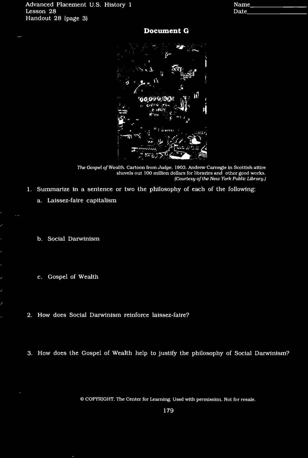 (Courtesy ojthe New York Public Library.) Summarize in a sentence or two  the. 3 Handout 28 (page ...