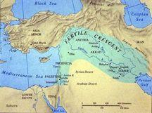 Ancient Mesopotamia Mesopotamia means land between the two rivers (which provided water and transportation). It was between the Tigris and Euphrates Rivers.