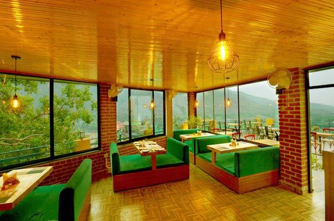 comprising of Luxurious Rooms, Yoga Hall.