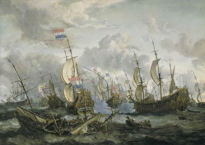 Old Netherlanders at New Netherland Three Anglo-Dutch naval wars Dutch Republic became a major player in colonization Dutch East India