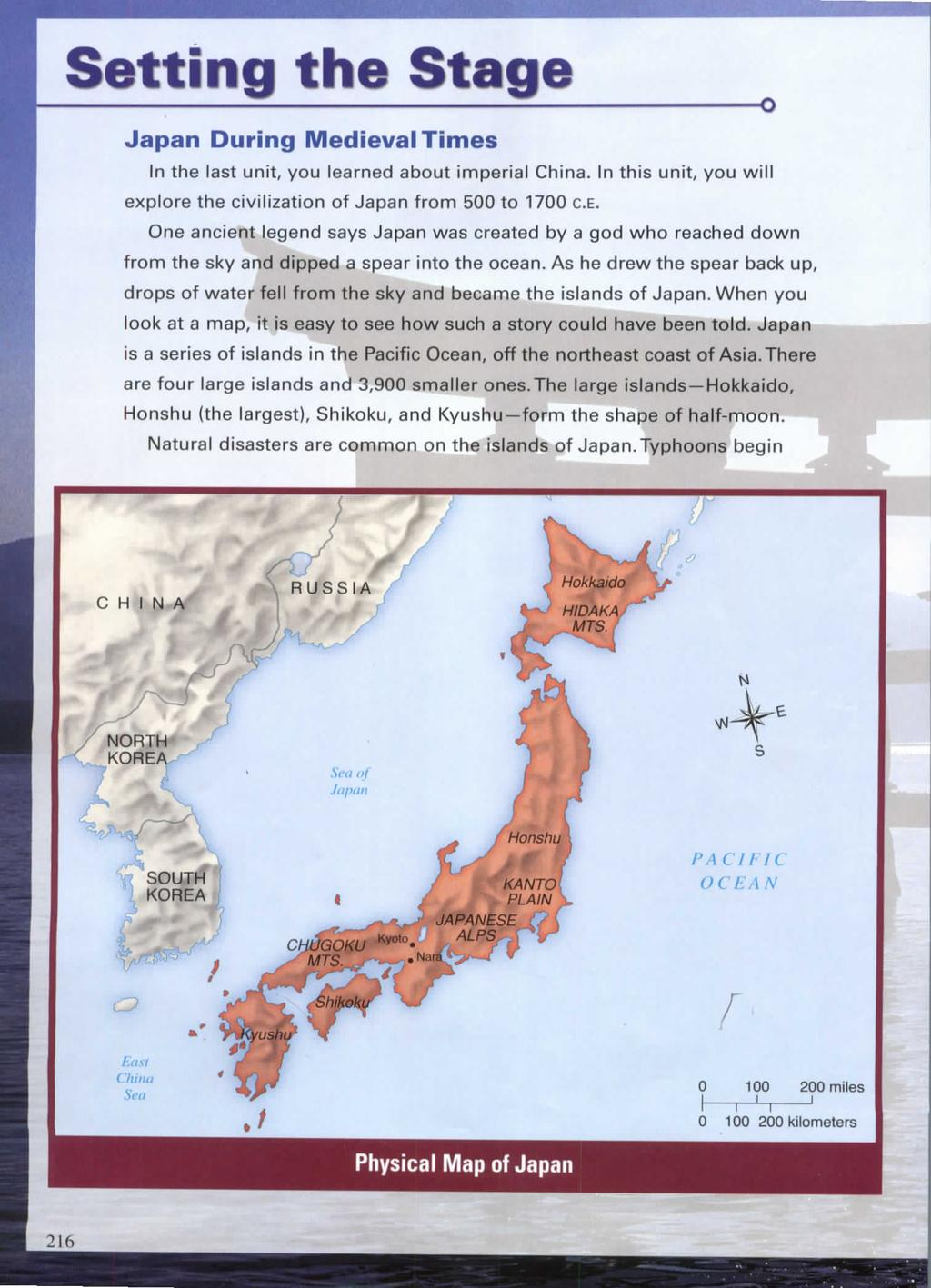Japan During The Influence Of Neighboring Cultures On Japan Heian