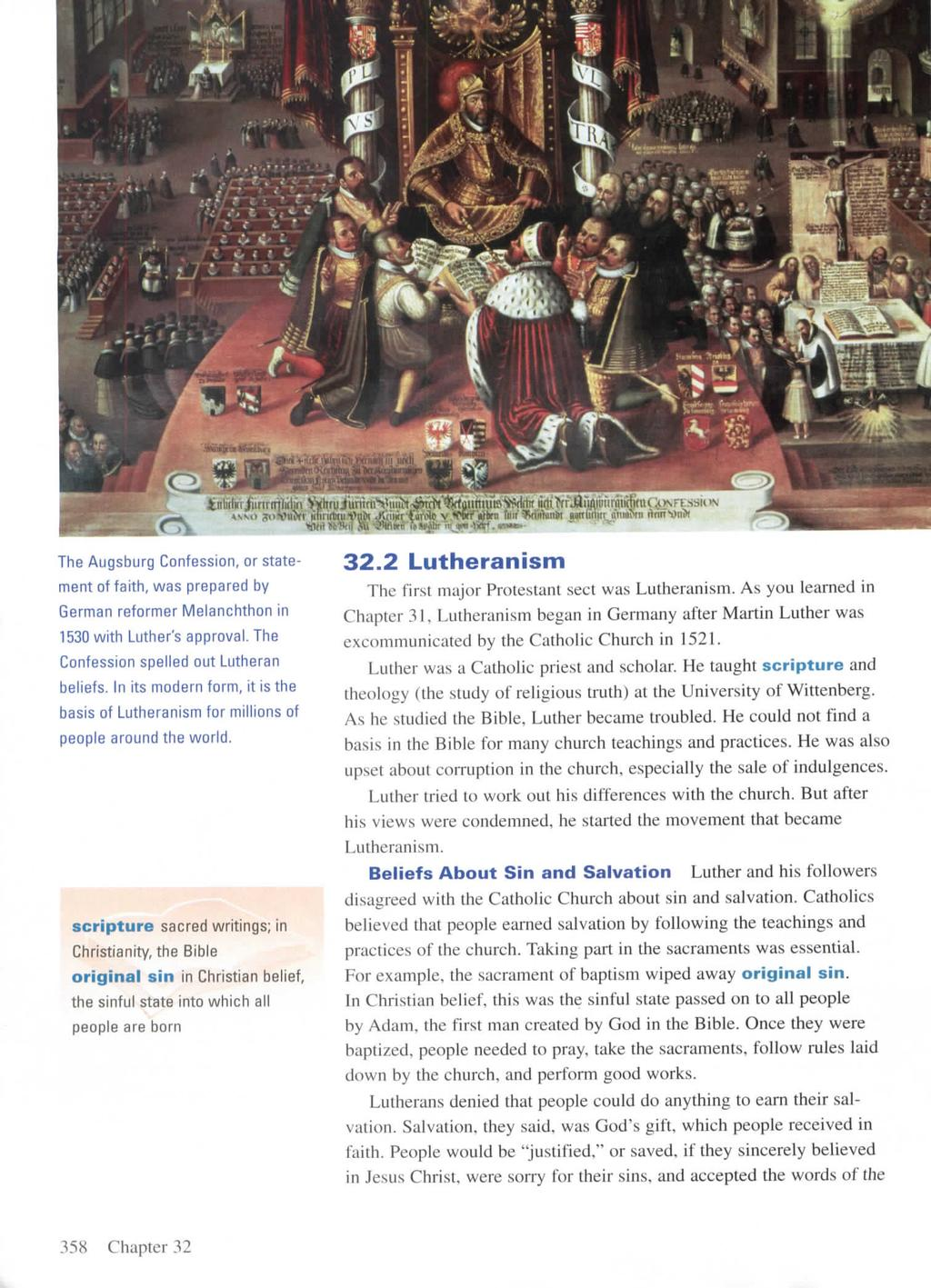 The Spread and Impact of the Reformation - PDF