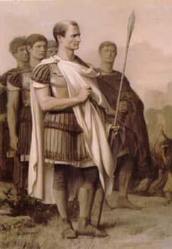 Julius Caesar We will watch a documentary about Julius Caesar 1) To understand how Rome expanded under