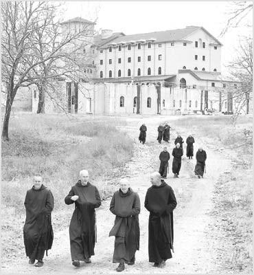 What did the monks do as social workers for European communities? 4. How did most of Western Europe become Christianized by 1050? III.