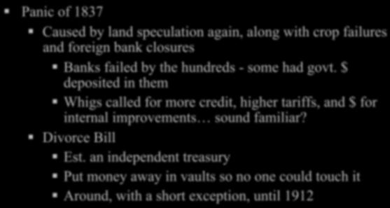 closures Banks failed by the hundreds - some had govt.
