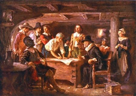 The Puritan Plan for Success Puritans learned from the mistakes made by Jamestown, but supplies spoil Most are families that come, but half die