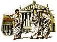 The Culture of Ancient Rome Society was divided among 3 major groups: At the top were the nobles, called