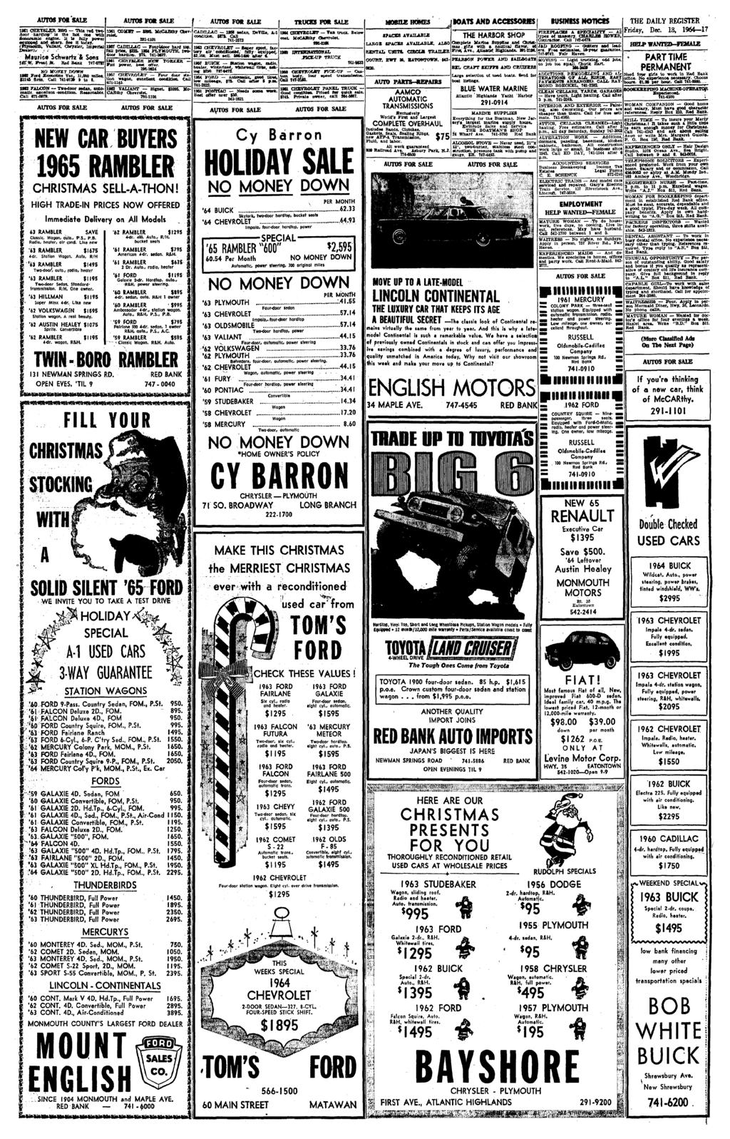 Northern Monmouths Home Newspaper Pdf Glove Compartment Wiring Diagram For 1956 Studebaker Passenger Car Models C K And J Aotos Fob Sale Autos Fosale New Buyers 1965 Rambler Christmas Sell A