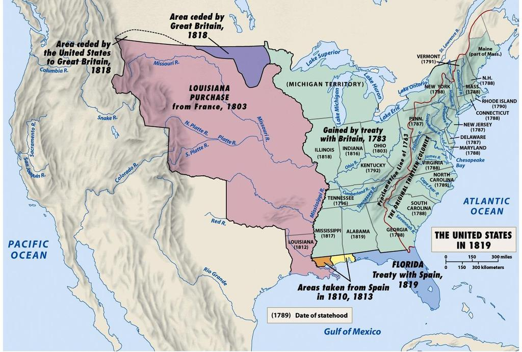Lewis and Clark s exploration confirmed the economic potential of the