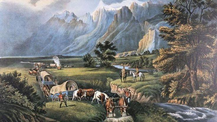 Manifest Destiny o How did John O Sullivan explain his theory of manifest destiny? It was coined in 1845 by John O Sullivan, a New York newspaperman.