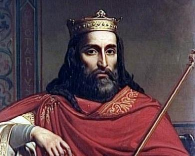 The Franks established the largest of the Germanic kingdoms in what is now known as France (that s how France got its name) Clovis: leader of the Franks brought
