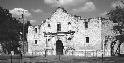 The Alamo as it looks today Conclusion Texans and U.S. citizens had many reasons for fighting at the Alamo.